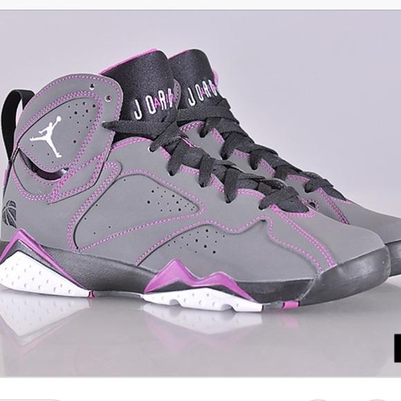 0a372c8ff29f Girls Air Jordan 7 GG